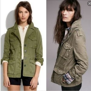 Madewell Outbound Military Utility Jacket